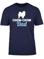 Mens Chow Chow Dad T Shirt