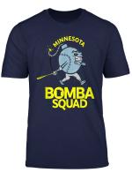 Minnesota Bomba Squad T Shirt