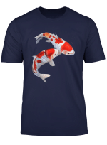 Koi Fisch T Shirt Chinese Koi Carp Fish Graphic Shirts