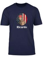 Sexy Ricardo Milos Lustiges T Shirt Meme Tanzer