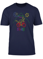 Bicycle Day 1943 Lsd Acid Hofmann Trip Gift T Shirt