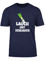 Lauch Mit Schlauch Fun Bodybuilding Gym Sport T Shirt