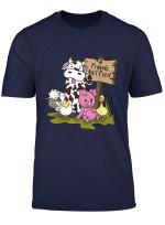 Friends Not Food Veganer Vegetarier T Shirt Geschenk