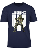Apex Of Legends Gift Video Gamer Octane Nerdy Funny Geek T Shirt