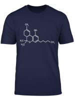Thc Chemie Formel Marihuana Cannabis Kiffer Gras T Shirt