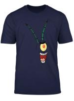 Plankton Halloween Group Costume Cartoon Face Funny T Shirt