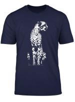 Cheetah T Shirt Love Geparden T Shirt Cool Tier Tshirt