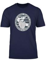 Cartoon Network Johnny Bravo Grey Circle T Shirt