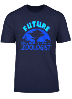 Future Zoologist Cute Zoology Students Funny Zoo Keeper Gift T Shirt