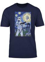 Star Wars Stormtrooper Starry Night Graphic T Shirt