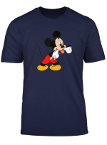 Disney Mickey Mouse Silly Face T Shirt