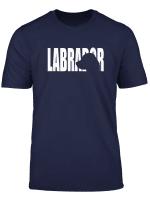 Labrador T Shirt Hund Lieblingstier