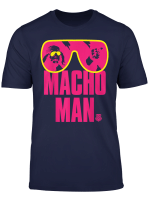 Wwe Macho Man Shades Black