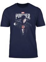 Marvel The Punisher Frank Castle Vigilante T Shirt