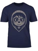 Disney Pixar Coco Miguel Face T Shirt
