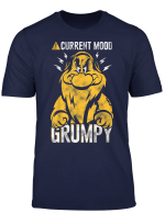 Disney Snow White Grumpy Mood Graphic T Shirt