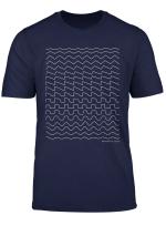 Synthesizer Waveform T Shirt
