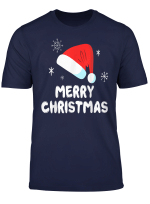 Merry Christmas Weihnachtsoutfit Xmas Lustig Weihnachts T Shirt