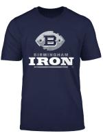 Vintage Birmingham Iron Best Shirt For Fans T Shirt