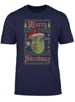 Shrek Merry Shrekmas Ugly Sweater Style Christmas T Shirt