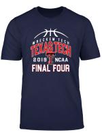 Wreckem Tech Texas Tech Final Four 2019 T Shirt