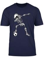 Kinder Dab Skelett Mit Fussball Jungen T Shirt Dabbing Dance Kinder