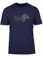 Part Of The Journey Is The End T Shirt End Game Shirt