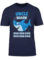 Uncle Shark Shirt Doo Doo Doo T Shirt