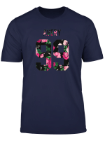 Why We Don T Buch Jack Avery Colorful Flowers T Shirt
