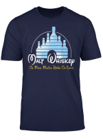 Malt Whiskey Shirt Most Magical Drink Parodie Fun T Shirt