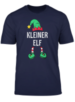 Kleiner Elf Partnerlook Familien Weihnachten Manner Jungen T Shirt