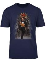 Kitty Katze Trump Lustiges Russisches Putin Trump T Shirt