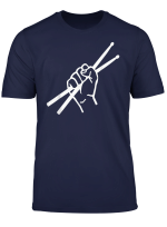 Drummer Schlagzeuger T Shirt