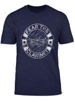 Furchte Die Klarinette T Shirt