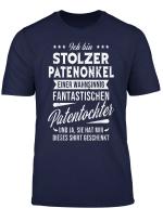 Stolzer Patenonkel Einer Fantastischen Patentochter Shirt