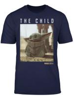 Star Wars The Mandalorian The Child Long Ears Photo T Shirt