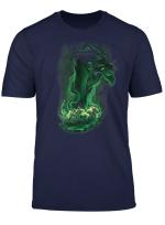 Disney Lion King Scar Smoke Graphic T Shirt