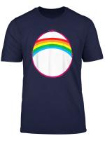 Cheer Care For Bear Rainbow Bear Costume Halloween T Shirt