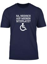 Rollstuhlfahrer T Shirt Rollifahrer Rollstuhl