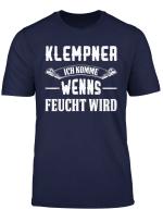 Herren T Shirt Klempner Versauter Spruch Sex Spass Installateur