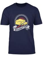 Weggebuttert T Shirt