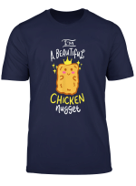 Funny Chicken Nugget Nug Life Fast Food T Shirt Gift T Shirt