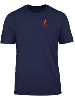 Disney Mulan Mushu Left Chest Pocket Graphic T Shirt