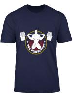 Powerlifting T Shirt Squat Bodybuilding Weight Lifting Gym