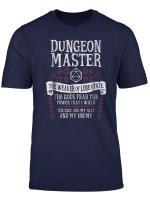 The Dungeons T Shirt Dragon Master Red T Shirt For Men Women