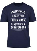 Herren Deutscher Schaferhund T Shirt Spruch Geschenk