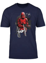 Star Wars The Rise Of Skywalker Red Trooper Universe T Shirt