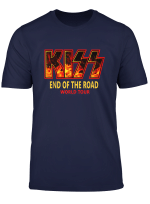 Kiss End Of The Road Tour 2019 T Shirt