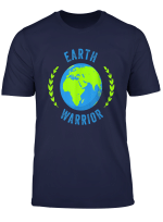 Global Warming Tee Climate Crisis Protest Earth Warrior T Shirt