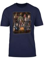 Marvel Infinity War I Am An Avenger Team Graphic T Shirt